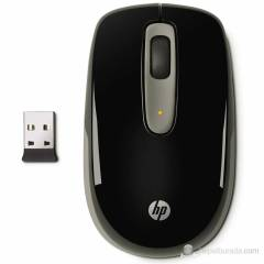 HP 1200dpi 2.4GHz Wireless Mobile Mouse -LB454AA