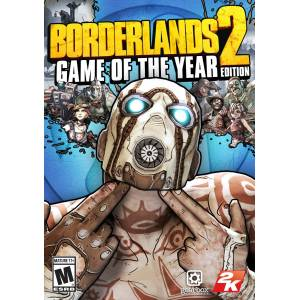 BORDERLANDS 2 GOTY EU PC STEAM CD KEY