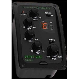IMC Artec EDGE-CEQ Chromatic 4 Band EQ Ekolayzer