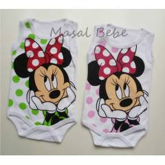 Minnie Mouse Bask�l� ��t��tl� Body-Z�b�n