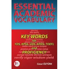 ESSENTIAL ACADEMIC VOCABULARY Cesur �ZT�RK