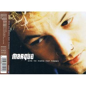 CD Marque One To Make Her Happy - Single