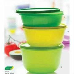 TUPPERWARE  MUC�ZE  �EKERLER 3L� SET
