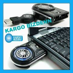 NOTEBOOK LAPTOP SO�UTUCU FAN SLOT FAN ��LEMC� Y.
