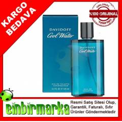 Davidoff Cool Water Men EDT 125 ml Erkek parf�m�