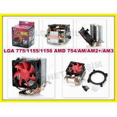 �NTEL AMD ��LEMC� FANI CPU FAN SO�UTUCU