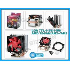 �ntel Amd Uyumlu ��lemci Fan� Cpu fan so�utucu