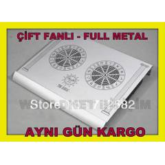 NOTEBOOK ALTI FAN LAPTOP SO�UTUCU FULL METAL