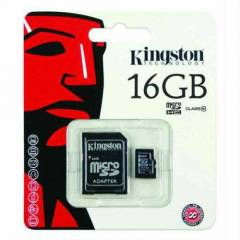 Kingston 16 GB Micro SD Class 10 Haf�za Kart�