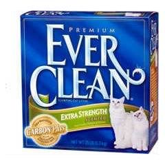 Ever Clean Extra Strength Parf�ml� Kedi Kumu