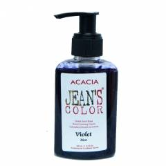 Acac�a Jeans Color Sa� Boyas� Mor 100 Ml