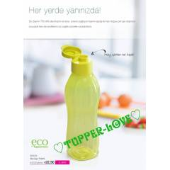 TUPPERWARE EKO ���E 750 ML SPORCU KAPAK