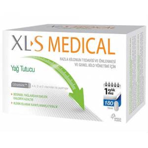 XLS Medical Ya� Tutucu 60 Tablet