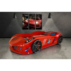 Arabal� yatak  - JAGUAR RED -S�per Kalite  -