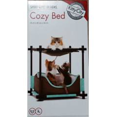KittyCity - Cozy Bed - Kedi evi
