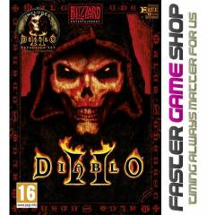 Diablo 2 Gold Edition EU - US  Battle.Net Key