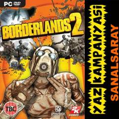 Borderlands 2 Steam Aktivasyon CD-Key