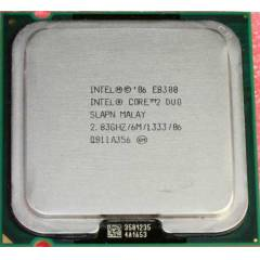 Core2 Duo Processor E8300  soket 775 i�lemci