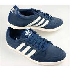 ADIDAS ADILAGO NAVY-WHT (deri)LEATHER