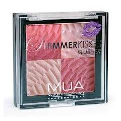 MUA Shimmer Kiss ALLIK - Pink Shimmer Kisses