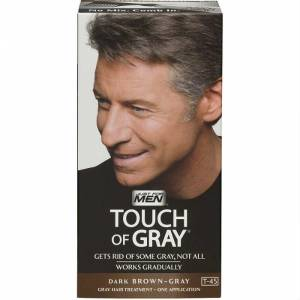 Just For Men Touch Of Gray Koyu Kahverengi-Gri