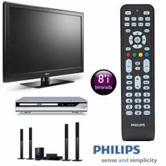 Philips 8in1 (Universal) Ak�ll� Kumanda