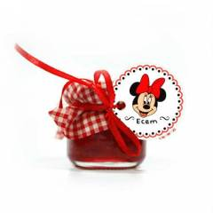 Hediyelik Re�el Kavanozu - Minnie Mouse Temal�