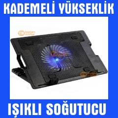 Notebook Laptop So�utucu Sehpas� Stand� Masa 006