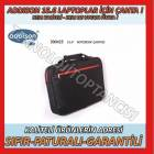 300425 15.4-15.6 S�YAH LAPTOP NOTEBOOK �ANTASI