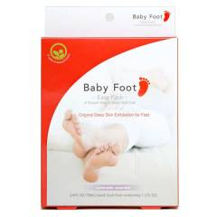Baby Foot Easy Pack Ayak �atlaklar� ve �l� deri