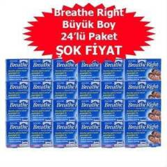 Breathe Right Klasik Burun Band� B�y�k Boy 24