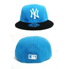 NY NEW YORK MAV� BEYAZ FULL CAP