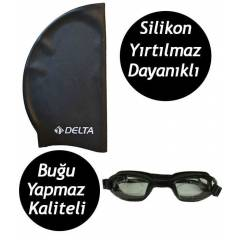 Silikon Bone ve Havuz G�zl��� 2'li Set