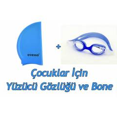 �ocuklar ��in Silikon Bone ve Havuz G�zl��� MR1