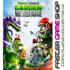 Plants vs Zombies Garden Warfare Origin Key