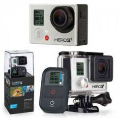 GoPro Hero3+ (Plus) Black Edition Kamera �zel Fi