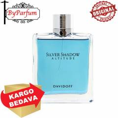 Davidoff Silver Shadow Altitude EDT 100ml parf�m