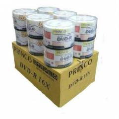PRINCO DVD-R 4.7GB 16X BO� DVD 600 ADET