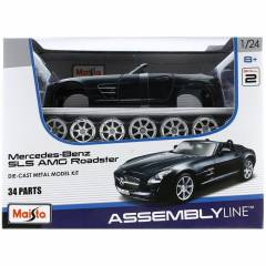 Maisto Mercedes Benz SLS AMG Roadster 1:24 Maket