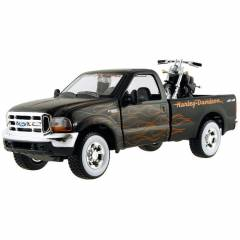 Maisto 1999 Ford F-350 S�per Duty Pick Up Diecas