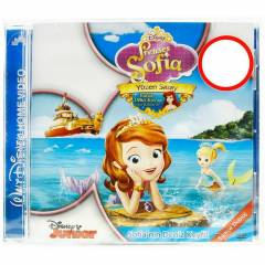 Disney Prenses Sofia Y�zen Saray VCD �izgi Film