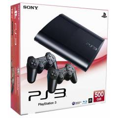 Sony PS3 500 GB  Super Slim + 2.Kol + Hdmi Kablo