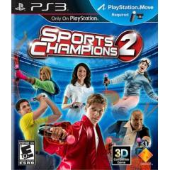 PlayStation 3 Sports Champions 2 Move