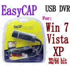 USB CAPTURE KART EASY CAPTURE V�DEO ED�T DC-60
