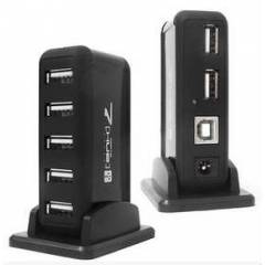 7 PORT USB �O�ALTICI �OKLAYICI HUB ADAPT�RL�