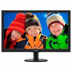 Philips 27 273V5LSB-01 5ms LED Monit�r Siyah