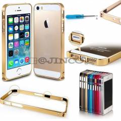 iPhone 5 K�l�f Ultra �nce Metal Bumper K�l�f