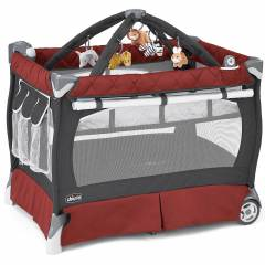 Chicco Lullaby LX Park Yatak Element (K�rm�z�)