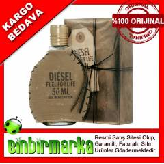 Diesel Fuel For Life Homme Edt 50ml Erkek Parf�