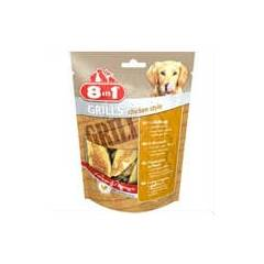 8 in1 Girlls Chicken Style Fileto 80gr K�pek �d�